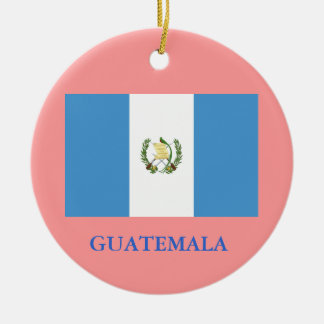 GUATEMALA* Christmas Ornament