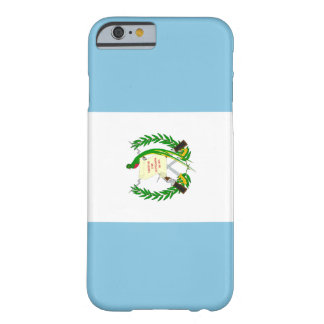 Guatemala Flag Barely There iPhone 6 Case