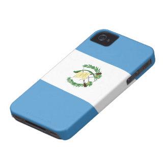 Guatemala Flag iPhone 4 Cases