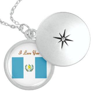 Guatemala flag Locket