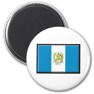 Guatemala Flag Magnet
