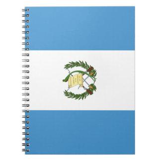 Guatemala Flag Notebooks