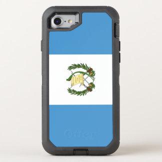 Guatemala Flag OtterBox Defender iPhone 8/7 Case