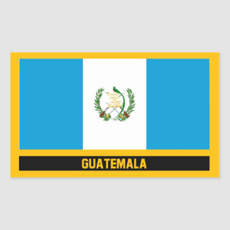 Guatemala Flag Sticker