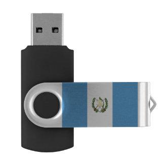 Guatemala Flag USB Flash Drive