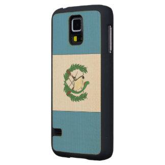 Guatemala Flag Maple Galaxy S5 Case