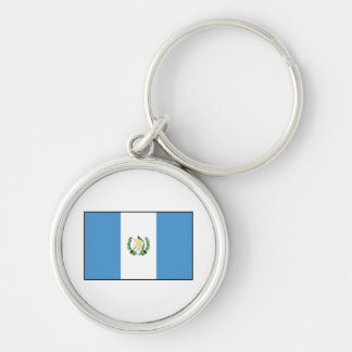 Guatemala – Guatemalan Flag Keychain