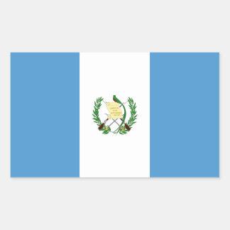 Guatemala/Guatemalan Flag Sticker