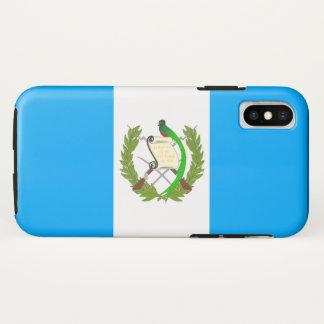 Guatemala iPhone X Case