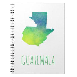 Guatemala Notebook