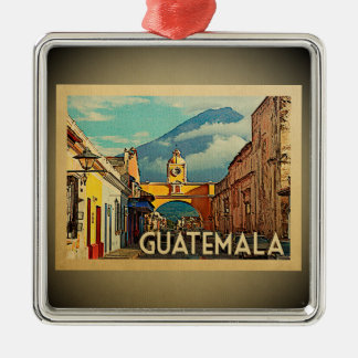 Guatemala Ornament Vintage Travel