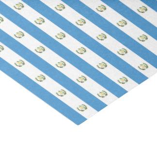 Guatemala Republic Flag Tissue Paper