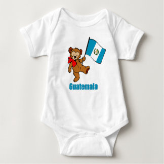 Guatemala Teddy Bear T-Shirt