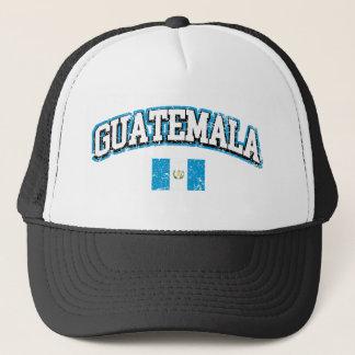 Guatemala Vintage Flag Trucker Hat