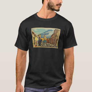 Guatemala Vintage Travel T-shirt