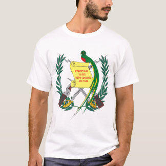Guatemalan Coat of Arms T-shirt