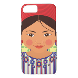 Guatemalan Girl Matryoshka Case