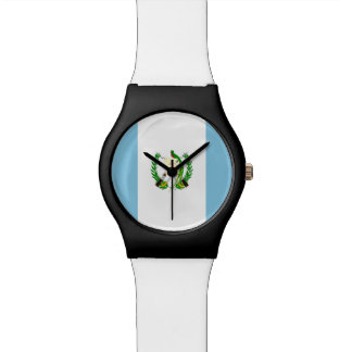 Guatmala Flag Ladies' / Girls' Watch - Customize!