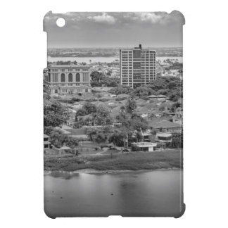 Guayaquil Aerial View from Window Plane iPad Mini Case