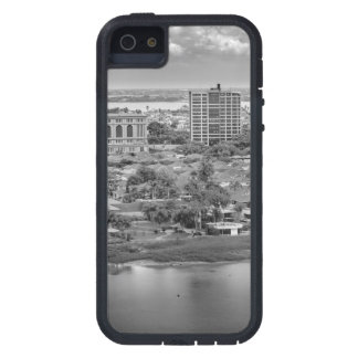Guayaquil Aerial View from Window Plane iPhone 5 Cases