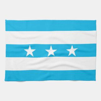 Guayaquil city flag Ecuador symbol Towel