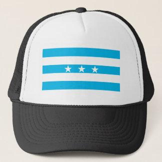 Guayaquil city flag Ecuador symbol Trucker Hat