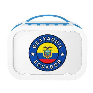 Guayaquil Ecuador Lunch Box