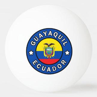 Guayaquil Ecuador Ping Pong Ball