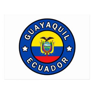 Guayaquil Ecuador Postcard