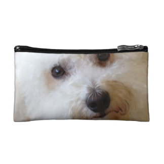 Gucci a Bichon Frise - Cosmetic Bag