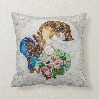 Guell Throw Pillow