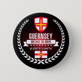 Guernsey 2 Inch Round Button