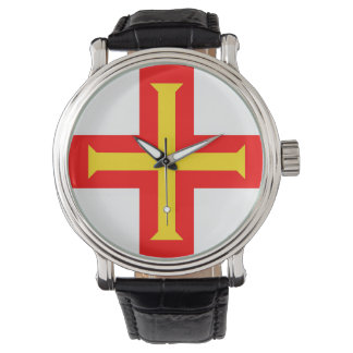 Guernsey country long flag nation symbol republic watch
