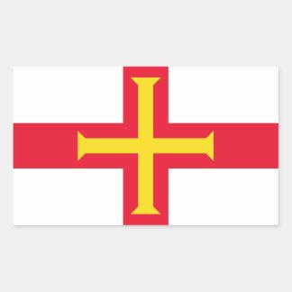 Guernsey Flag GG Sticker