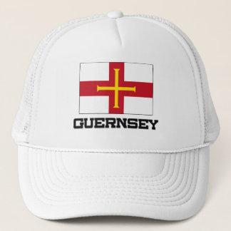 Guernsey Flag Trucker Hat