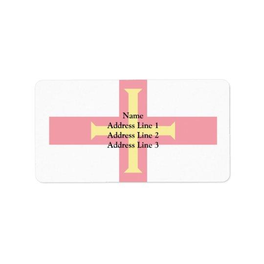 Guernsey, Guernsey flag