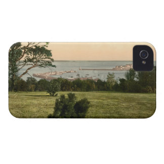 Guernsey Harbour, Channel Islands, England iPhone 4 Cases