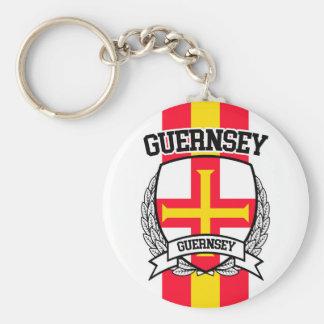 Guernsey Keychain