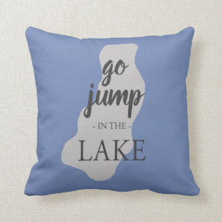 Guernsey Lake Pillow