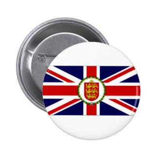 Guernsey Lieutenant Governor Flag Pin