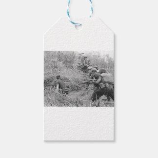 Guerre de Vietnam Étiquettes-cadeau
