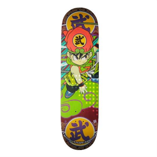 Guerrero II Skate Decks