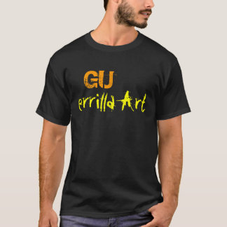 Guerrilla Art Tee Shirt