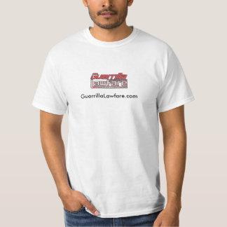 Guerrilla Lawfare Basic T-Shirt