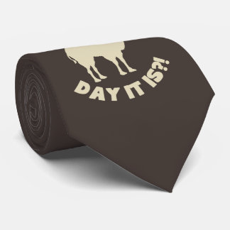 Guess What Day? Hump Day Wednesday Tie