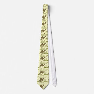 Guess What Day it Is? Hump Day Camel Tie
