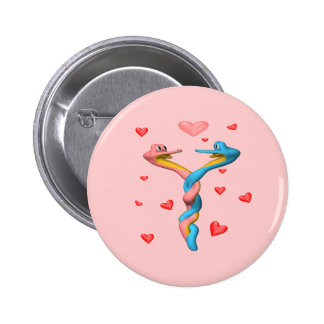 Guess What Valentine's Day T-shirts and Gifts Button