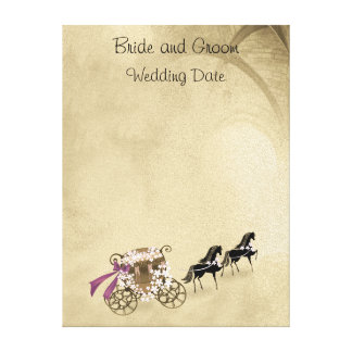 Guest Book Alternative Carriage and Horses