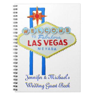 Guest Book Las Vegas Bride