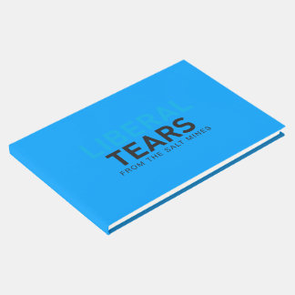 Guestbook Liberal Tears Salty CUTSOMIZE COLOR